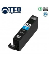 TFO CLI-526C Cyan INK Cartridge 12ml for Pixma ip4850MG5150 ix6550 etc HQ Premium Analog