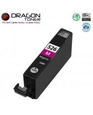 TFO C-526M Magenta INK Cartridge 12ml for Pixma ip4850MG5150 ix6550 etc HQ Premium Analog