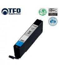 TFO Canon CLI-571C Cyan INK Cartridge 12ml for Pixma MG5700 MG6850 etc HQ Premium Analog