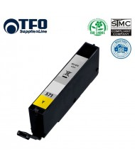 TFO Canon CLI-571Y Yellow INK Cartridge 12ml for Pixma MG5700 MG6850 etc HQ Premium Analog
