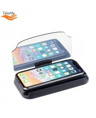 TakeMe Head-UP Navigation Projection Car Holder Stand for Any SmartPhone screen size max 6.5inch