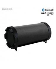 Omega OG71B 5W Bazooka (19x9cm) Bluetooth 4.2 Speaker 3.5'' Size USB & Micro SD FM Radio Black