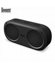 Divoom Airbeat-20 Outdoor Weather Resistant 8W Enhanced Bass Bluetooth Speaker with Shock Resistance Black