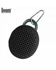 Divoom Bluetune-Bean 2nd gen. Rubbered Shock-Proof Inredible Powerful 3W DSP Bluetooth Speaker with Mic Black