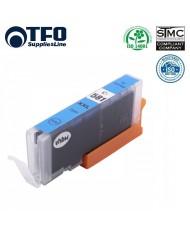 TFO Canon C-581XLC (CLI581XXLC) Cyan INK Cartridge 12.5ml for PIXMA TS9155 \ TS8150 \ TS8152 etc Premium Analog