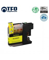 TFO Brother B-223Y (LC-223Y) Yellow INK Cartridge 10ml for DCP-J4120DW etc HQ Premium Analog