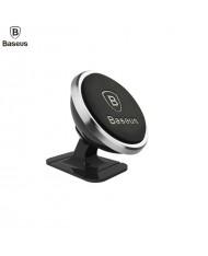 Baseus SUGENT-NT0S 360-degree Rotation Magnetic Mount Car Dashboard fix Holder Black