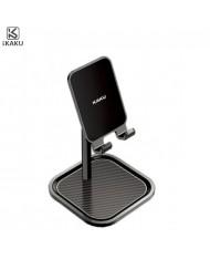 iKaku Universal Table holder for mobile phones / Tablet PC Black