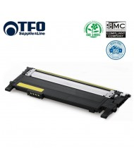 TFO Samsung Y406 CLT-Y406S Yellow Laser Cartridge for CLP-360 CLX-3305 1K Pages HQ Premium Analog