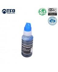 TFO Analog for Epson T6642 Cyan INK Bottle 100ml EcoTank L100 L200 L300 L450 L550