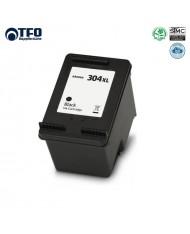 TFO HP 304 XL 20 ml Black INK Cartridge for DeskJet 2620 3722 (N9K08AE) etc HQ Premium Analog