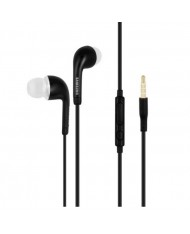 Samsung EO-EG900BB G900 Galaxy S5 Stereo 3.5mm Headset with microphone/remote Black (OEM)