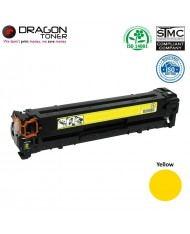 TFO HP 125A CB542A / Canon CRG-716Y Yellow Laser Cartridge 1.4K Pages HQ Premium Analog
