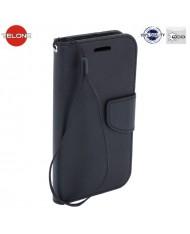 Telone Fancy Diary Bookstand Case LG Spirit H440N / H420 Black