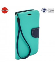 Telone Fancy Diary Bookstand Case LG X Screen K500N Light Blue/Blue