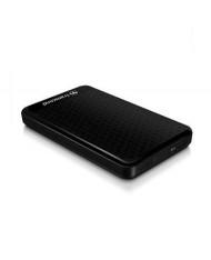 External HDD|TRANSCEND|StoreJet|1TB|USB 3.0|Colour Black|TS1TSJ25A3K