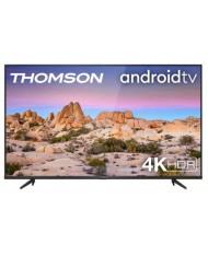 "TV Set THOMSON 43"" 4K/Smart 3840x2160 Wireless LAN Bluetooth Android Black 43UG6400"