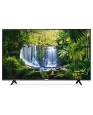 """TV Set TCL 50"""" 4K/Smart 3840x2160 Wireless LAN Black 50P610"""