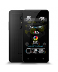 "Allview P4 Pro Black, 4.2 "", HD IPS, 768 x 1280 pixels, Internal RAM 1 GB, 8 GB"