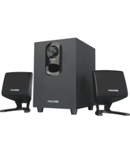 Microlab M-108 Speaker type 2.1, 3.5mm, Black, 11 W