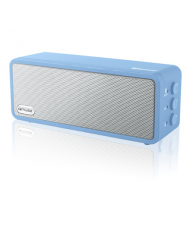 Muse M-350BTM Wireless connection, Blue, Portable