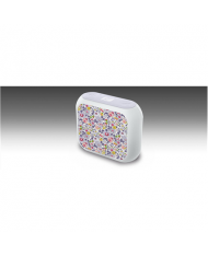 Muse M-312BTB 2 W, Portable, Wireless connection, Liberty, Bluetooth