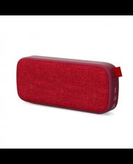 Energy Sistem Fabric Box 3+ 6 W, Portable, Wireless connection, Trend Cherry