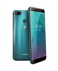 "Allview P10 Pro Dark Green, 5.99 "", IPS LCD, 720x1440 pixels, Mediatek MT6739"