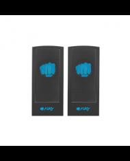 Fury Skyray Speaker 5 W, Black/Blue