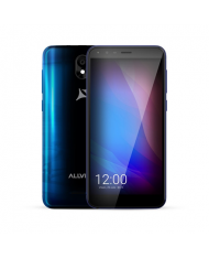 """Allview A10 Lite Blue, 5.34 """", Capacitive multitouch screen, 2.5D, 480 x 960"""