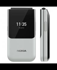 "Nokia 2720 Flip 2.8 "", Nordic Grey, TFT, 240 x 320 pixels"