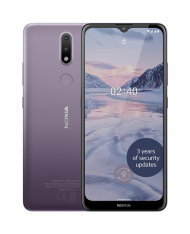"Nokia 2.4 TA-1270 6.5 "", Dusk Purple, IPS LCD, 720 x 1600 pixels"
