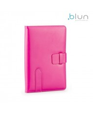 "Blun High-Line Universal Book Case with Stand Tablet PC with 7"" screen Pink"