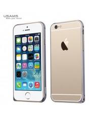 Usams Super Thin Arco Aluminium Bumper Apple iPhone 6 Plus 6S PLus Grey