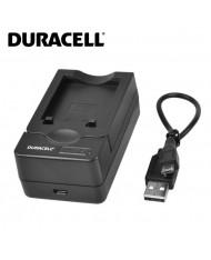 Duracell Analog Panasonic DE-994 Camera USB Charger for CGA-S006 CGA-S007 DMW-BCA7 Battery