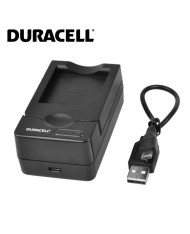 Duracell Analog Panasonic DE-A12 Camera Charger for Lumix DMC-FX10 CGA-S005 CGA-S008 Battery