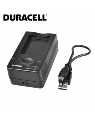 Duracell Analog Samsung SBC-10A USB Camera Charger for L200 110 P1000 WB550 SLB-10A Battery