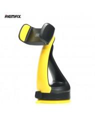 Remax RM-C15 Windshield Glas / Dashboard Car Holder for Smartphone / GPS (55-85cm wide) Black