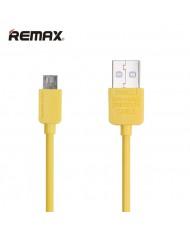 Remax Safe Speed Universal Micro USB Data & Charging Cable 1m Yellow