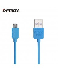 Remax Safe Speed Universal Micro USB Data & Charging Cable 1m Blue