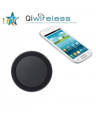 HQ Qi-2 Universal Inductive QI Wireless Charger 5V 1A Plate with USB Power Connection Black