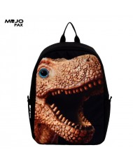 """Mojo """"Dinosaur"""" Backpack (43x30x16cm) Multi Color"""