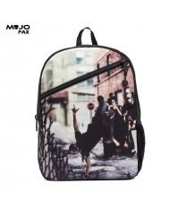 "Mojo ""Straight Outta Brooklyn: Breakdance"" Backpack (43x30x16cm) Multi Color"