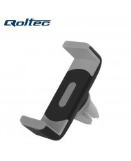 """Qoltec 51211 Mini Car Air Vent Grill Holder for any Smartphone 5-8cm wide (3.5-5.5"""" screen diagonal)"""