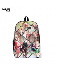 """Mojo """"Sport Playground"""" Backpack (43x30x16cm) Multi Color"""