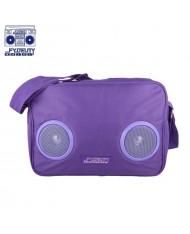 Fydelity Fyd Daily G-Force Bag (35х20х10cm) with Speaker Purple