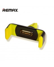 Remax RM-C01 Mini Car Air Vent Grill Holder for any Smartphone 5-8cm wide Black