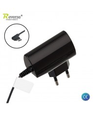 Reverse RTC-1D8 Analog TAD437EB Samsung 10pin Connector 560mAh Travel Charger D800 E250 U600 (Euro CE) Black