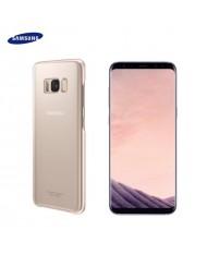 Samsung EF-QG955CPE Original super slim back cover case G955 Galaxy S8 Plus / S8+ Clear/Pink