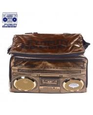 Fydelity Jambox Coolio Thermo Shoulder Bag with Speakers (35х24х20cm) Black